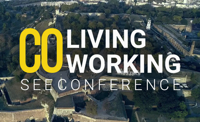 Coworking & Coliving Conference South East Europe 2019