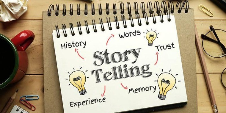 Story Telling - The key to engaging your audience