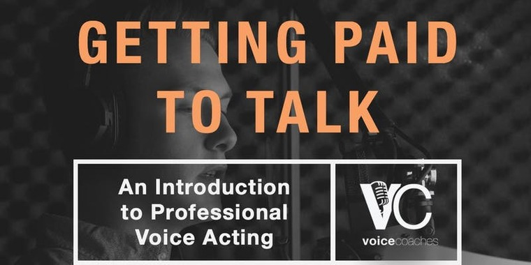 Salem - Getting Paid to Talk, An Intro to Professional Voice Overs